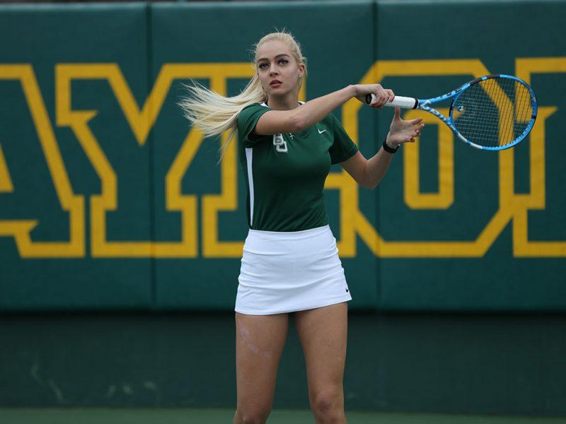 tennis på college