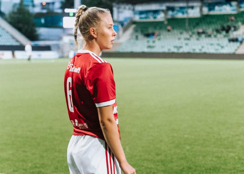 Magda Aspholm - IFK Östersund