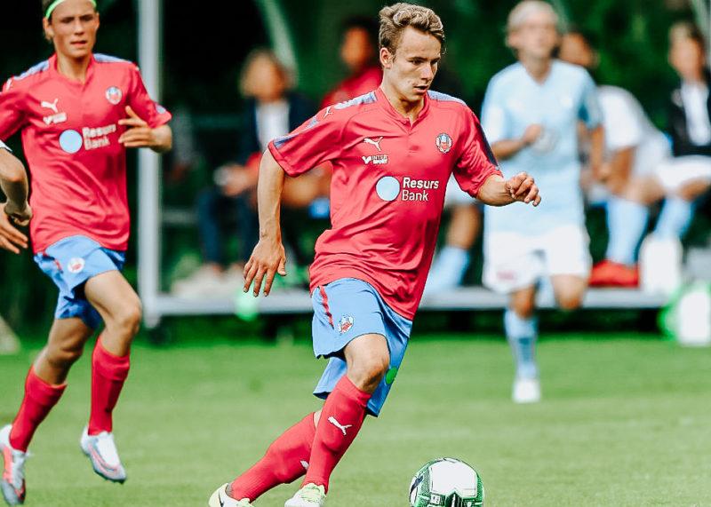 Theo Hardenby - Landskrona BOIS