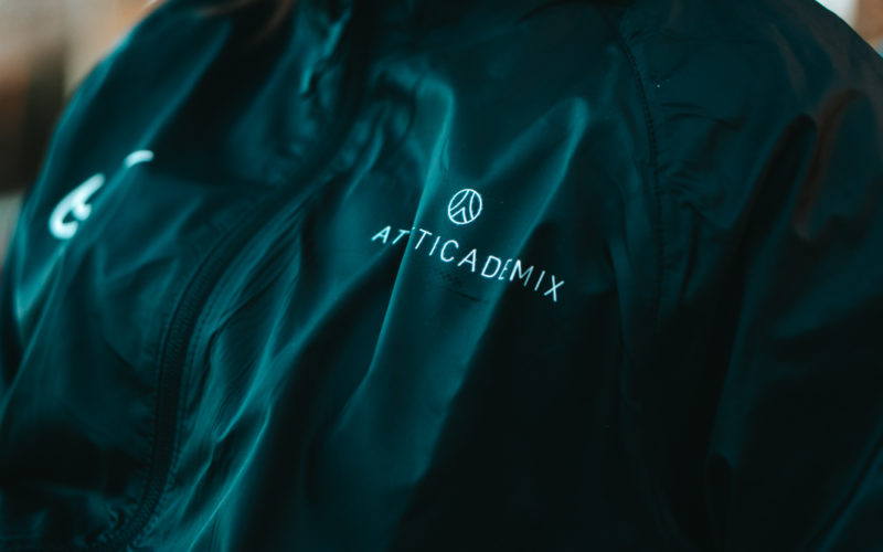 Athleticademix jacka