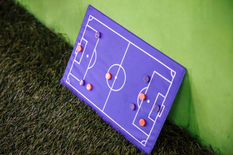 taktik tavla fotboll, highlights video